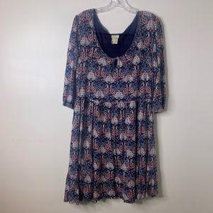Matilda Jane hello lovely paisley Charlie dress